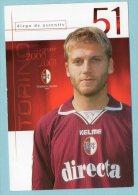 Torino Calcio  - Diego De Ascentis - Riproduzioni