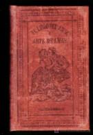 EROTISMO - EROTIC - EL LIBRO DEL AMOR O ARTE DE AMAR Por C. FIEL - LIBRERIA DE GARNIER HNOS - PARIS 1881 En CASTELLANO - Other
