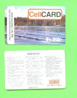 SRI LANKA - Remote Phonecard As Scan - Sri Lanka (Ceylon)