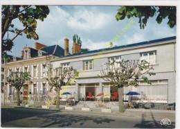CPSM 36000 CHATEAUROUX Hotel Restaurant Le Parc Pierre LAMAMY Edit S.P.A.D.E.M. - Non Classificati