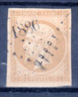 """FRANCE : PC 1886 . """" MARMOUTIER """" . (67) . N° 13 . TB . - Marcophily (detached Stamps)"""