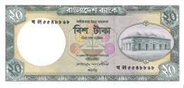 Bangladesh - Pick 27 - 20 Taka 1988 - Unc - Bangladesh