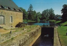 CLÉGUEREC - Le Moulin Et L'Écluse Du Stumo Sur Le Canal De Nantes à Brest (GTC-c429) - Cleguerec