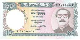 Bangladesh - Pick 32 - 10 Taka 1997 - Unc - Bangladesh