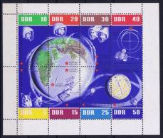 DDR: Mi Nr 926 - 933 MNH/** Postfrisch Kleinboog - [6] Repubblica Democratica