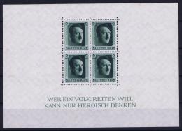 Deutsche Reich Mi Nr 7 MNH/**  Postfrisch, Some Spots In Gum