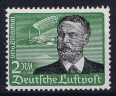 Deutsche Reich Mi Nr 538  Not Used (*) 1934 Luftpost - Luftpost