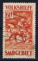 Deutsche Reich Saargebiet Mi Nr 142 Used  1931 - 1920-35 Saargebiet – Abstimmungsgebiet