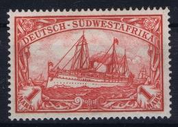 Deutsche Reich Südwestafrika  Mi Nr 20 Not Used ()* SG