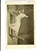 1.199 B.C.C. Musée Louvre J.L. David Mme Récamier - 2 Scans -  Timbre 1907 Semeuse Camée 10c - Pintura & Cuadros
