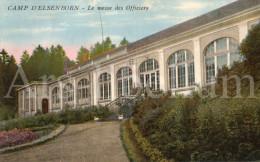 Postkaart / Post Card / Camp D' Elsenborn / Le Messe Des Officiers - Elsenborn (Kamp)