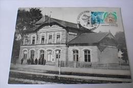 Carte Obl. Inauguration De La Gare Volgelsheim (68) 16/05/1993 - Marcophilie (Lettres)