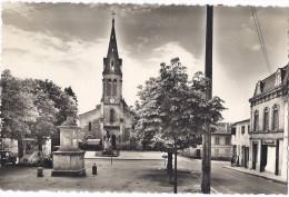 CPSM - Saint Savin De Blaye - L'église  ( En L´état ) - Unclassified