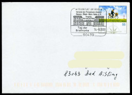 36922) BRD - Ganzsache USo 97 - SoST 60439 FRANKFURT AM MAIN Vom 14.09.2008 - Tag Der Briefmarke - [7] Federal Republic