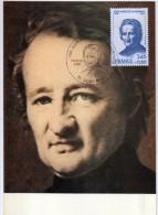 2951   Máxima   Francia Jean Marc Robert De Las Mennais  Saint Malo 1980 - Cartas Máxima