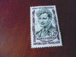 FRANCE TIMBRE OBLITERATION CHOISIE   YVERT N°1102 - Francia