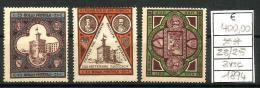 1894 SAN MARINO Serie Completa Nuova ** MNH - Nuovi