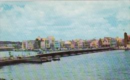 Netherland Antilles Curacao Pontoon Bridge
