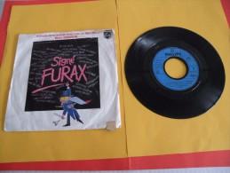 Signé Furax, Reggae Babu - 1981 - Voir Photos,disque Vinyle - 2 € Le Vinyle 45 T - Filmmusik