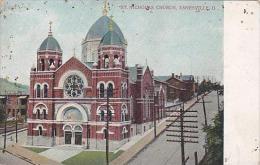 Ohio Zanesville Saint Nichoias Church