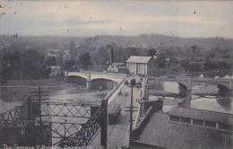 Ohio Zanesville The Famous Y Bridge