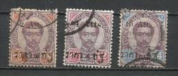 Siam. 189-99_Chulalongkorn 1º - Siam