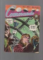 Commando  N°1 - Livres, BD, Revues