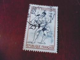 FRANCE TIMBRE OBLITERATION CHOISIE   YVERT N°1164 - Frankreich