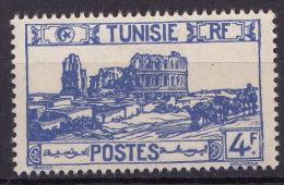 TUNISIE N° 286 NEUF* TRACE DE  CHARNIERE/ MNH - Nuovi