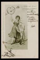 [004] Nürnberg, 12. Deutsches Bundesschießen 1897, Kunstverlag Ackermann München - Waffenschiessen