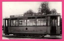 Rotterdam - Honingerdijk - RET - Tram - Radion Pub - 1947 - Aanhangrijtuig Serie 1351-1406 - Tramways