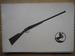 """Catalogue 1923 FABRIQUES D´ARMES UNIES DE LIEGE - Marque """"LE CENTAURE"""" - Armes De Chasse, Fusils, Carabines, Révolvers - Publicités"""