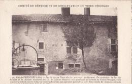 Comité De Défense Et De Conservation Du Vieux PEROUGES - Pérouges