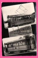 Rotterdam - De Parkwagen - 3 Vues - Sunlight - Serie 127/151 - 152/176 - 177/201 - Motorrijtuig 198 In Dienst Op Lijn 19 - Tramways