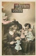 A16-1005 :   ENFANT ET POUPEES - Juegos Y Juguetes