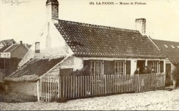La Panne - Maison De Pecheur - Non Classés