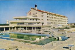 MONTE GORDO, HOTEL VASCO DA GAMA, Hotel E Piscina,  ALGARVE, 2 Scans PORTUGAL - Faro