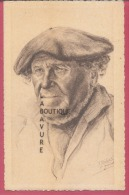 ILLUSTRATEUR Serge GUINOT--Tete De Bretagne - Illustrateurs & Photographes