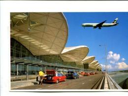 Cp - HONG KONG - Chek Lap Kok International Airport (aéroport) - Aerodrome