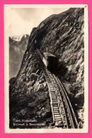 Pilatusbahn - Eselwand & Berneralpen - Tramway - GLOBETROTTER A.G. - 1922 - Tramways