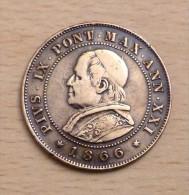 VATICAN 2 SOLDI 1866 - Vietnam