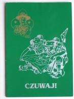Scouts / Boy Scouts / Baden Powell / Carnet Poland - Ecoles