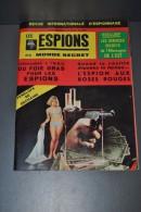Revue Les Espions Et Le Monde Secret  - Stasi - Revue Internationale D'Espionnage N°6 1970 - Livres, BD, Revues