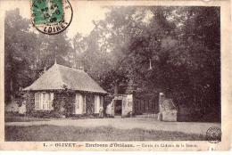 OLIVET: Environs D'Orléans - Entrée Du Château De La Source - France