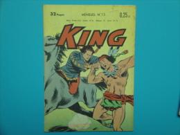 King N° 13  Mondial Publications Petit Format ,  Tres  Bon état - Petit Format