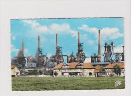 CPSM - AMNEVILLE - Les Hauts Fourneaux De Rombas - France