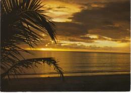 Nosy-Be Malagasy Republic Madagascar Beach Scene, Norway Sea Post, C1980s Vintage Postcard - Madagascar