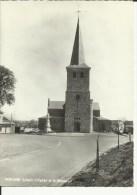 Verlaine (Liége) -- L´ Eglise Et Le Monument.    ( 2 Scans) - Verlaine