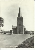 Verlaine (Liége) -- L´ Eglise Et Le Monument.    ( 2 Scans)