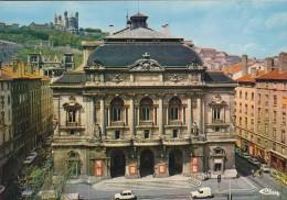 69---LYON 2---Théâtre Des Célestins---voir 2 Scans - Lyon